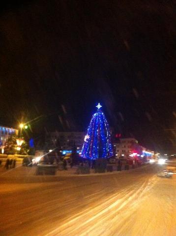 Поездка в Пугачевский детский дом 23.12.2012