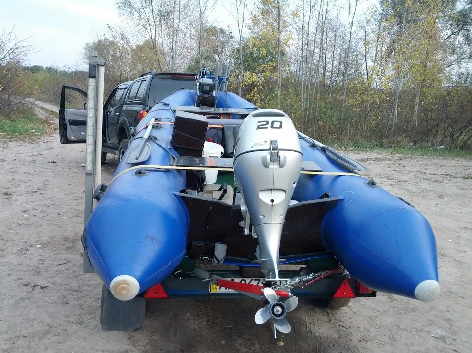 лафеты лодочные моторы